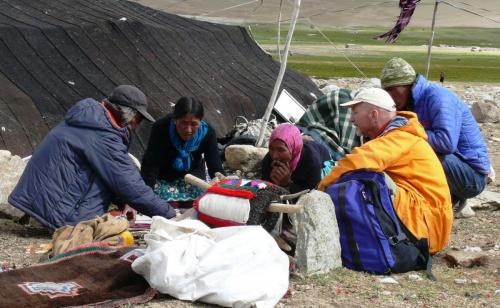 Verhandeln in der Welt der Nomaden